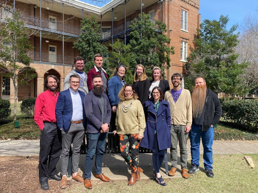 Group Photo from the Spring 2020 American Examples Workshop